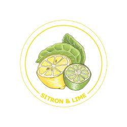 Sitron&lime6,3x6,3cm