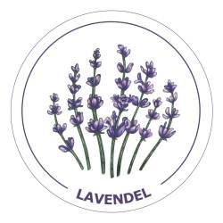 lavendel21x21cm